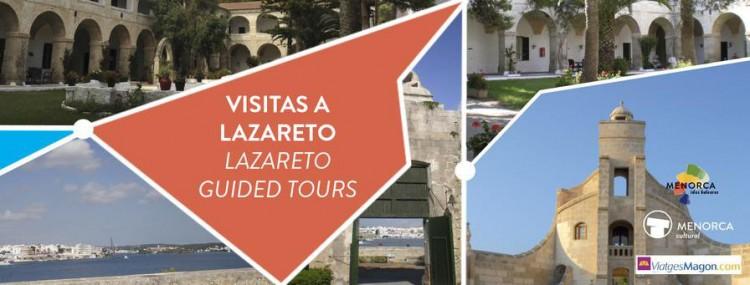 Visitas Lazareto verano 2015