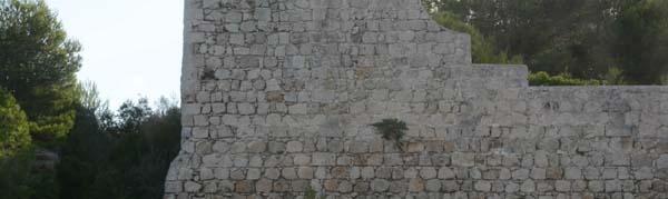 muros lazareto de mahon pandemias